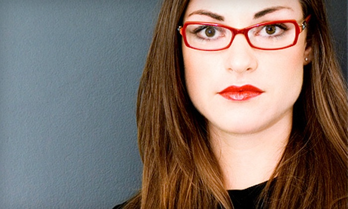 Downtown Eyewear - Central City: $49 for $200 Toward Prescription Glasses at Downtown Eyewear