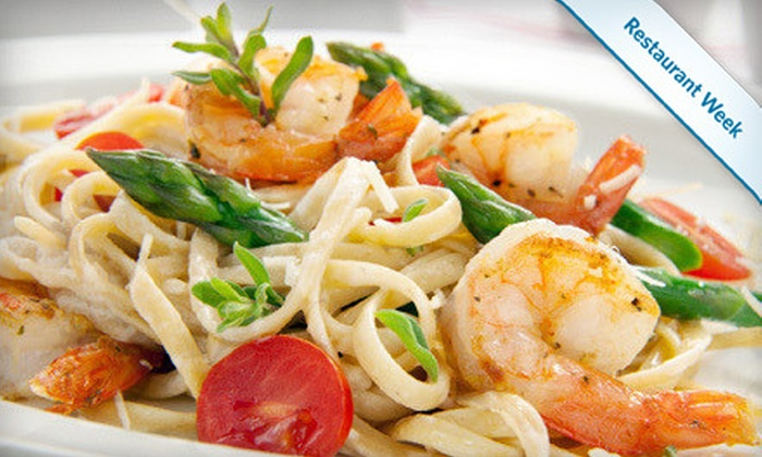 Manolo's Italina Pizzeria & Restaurante - Manolo's Italian Restaurante & Pizzeria: Three-Course Dinner for Two or Four at Manolo's Italina Pizzeria & Restaurante in Zephyrhills (Up to 56% Off)