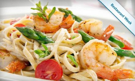 Dinner for Two - Manolo's Italina Pizzeria & Restaurante in Zephyrhills