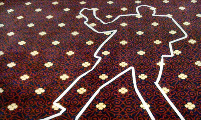 The Dinner Detective - Downtown West: The Dinner Detective Murder Mystery Dinner at The Hotel Minneapolis (Up to 42% Off)