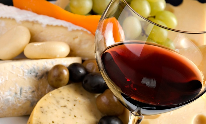 Balic of Clinton - Clinton: White, Red, and Berry Wine Tasting with Cheese and Crackers for 2, 4, or 6 at Balic of Clinton (Up to 56% Off)