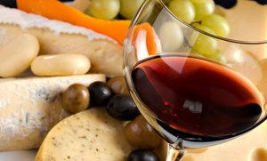 Balic of Clinton: White, Red, and Berry Wine Tasting with Cheese and Crackers for 2, 4, or 6 at Balic of Clinton (Up to 61% Off)