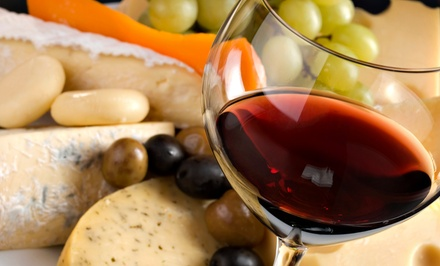 White, Red, and Berry Wine Tasting with Cheese and Crackers for 2, 4, or 6 at Balic of Clinton (Up to 56% Off)