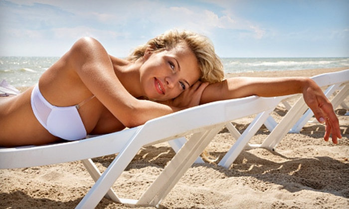 Skin Essentials - New Braunfels: One or Two Full-Body Spray Tans at Skin Essentials (Half Off)