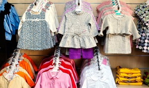 Jelli Beanz: $10 for $20 Worth of Gently Used Children's Clothing and Toys at Jelli Beanz