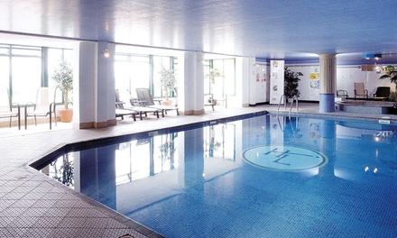 Spa Day Pass with a Danish, Drink and Treatment Discount for Two at 4* Hellidon Lakes Golf & Spa Hotel (67% Off)