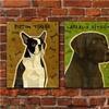 "John W. Golden 11""x14"" Dog Art Prints"