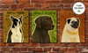 "John W. Golden 11""x14"" Dog Art Prints: John W. Golden 11""x14"" Dog Art Print. Multiple Works Available. Free Returns."