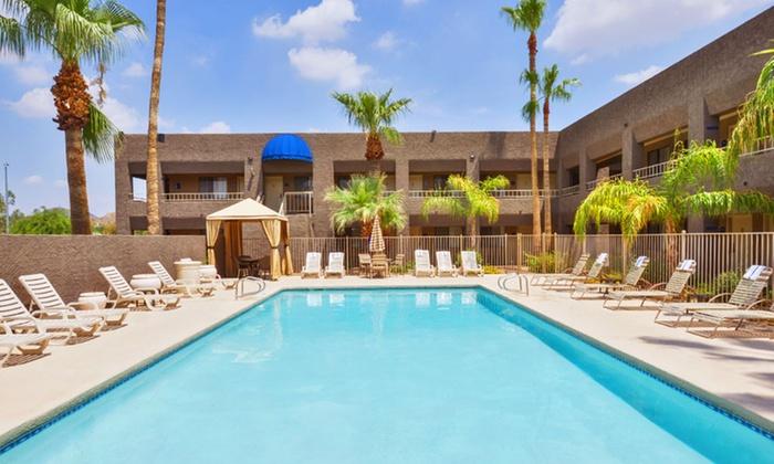 Best Western InnSuites Phoenix Hotel and Suites - Camelback East: Stay at Best Western InnSuites Phoenix Hotel and Suites in Phoenix. Dates into September.