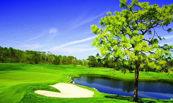 Reserve Golf Course - Orange Lake Resort: All-Day Golf Pass Plus Cart and Range Balls for One or Two at The Reserve Golf Course (Up to 79% Off)