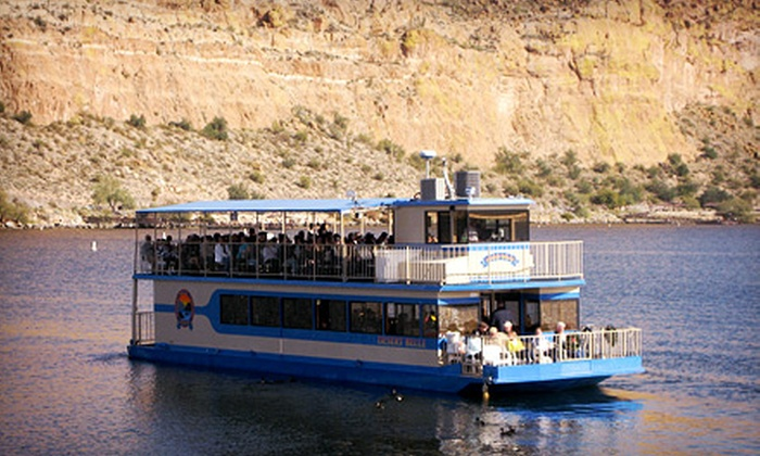 Desert Belle - Tonto National Forest: 90-Minute Nature Cruise for Two from Desert Belle (Up to $40 Value)