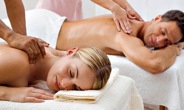 La Dolce Vita Spa - Downtown Long Beach: Deep-Tissue Massage and Sea Salt Scrub with Refreshments for One or Two at La Dolce Vita Spa (Up to 55% Off)