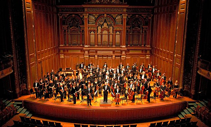 """Two Teutonic Titans - Mendelssohn and Wagner"" - Fenway - Kenmore - Audubon Circle - Longwood: ""Two Teutonic Titans – Mendelssohn and Wagner"" at Jordan Hall on November 10 at 2 p.m. (Up to 59% Off)"
