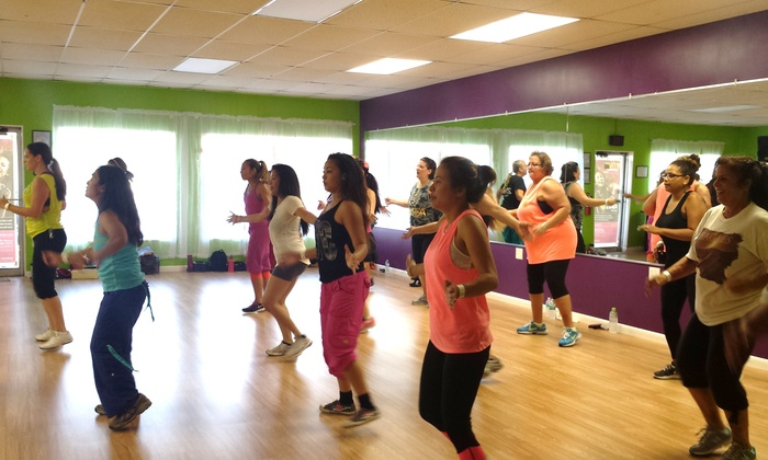 We R Fit Studio Llc - Clearwater: Four Weeks of Unlimited Zumba Classes at We R Fit Studio LLC (65% Off)