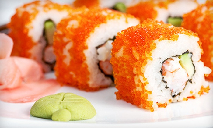 Kai Japanese and Asian Cuisine - Northwest Side: $10 for $20 Worth of Sushi and Pan-Asian Cuisine at Kai Japanese and Asian Cuisine