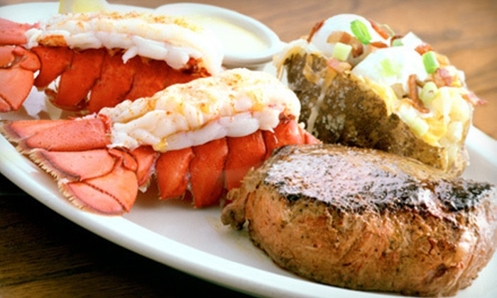 Outback Steakhouse  - St Catharines-Niagara: Steakhouse Fare at Outback Steakhouse (Up to 53% Off). Two Options Available.