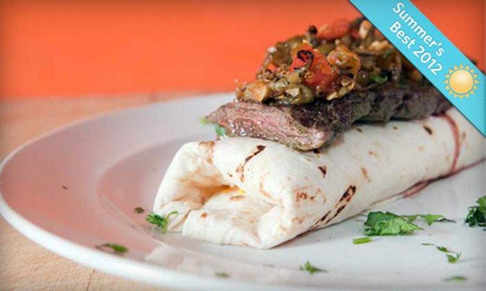 Pasión Latin Fusion - Downtown: Latin American–Fusion Cuisine at Pasión Latin Fusion (Up to 53% Off). Two Options Available.