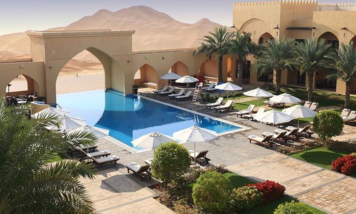 Tilal Liwa Hotel Deals