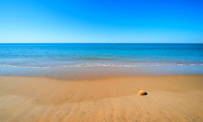 HOTEL SOLVASA MAZAGÓN - MAZAGON: Huelva 4*: 1 o 2 noches en pensión completa con bebidas y 1 niño gratis en Mazagón desde 69,95€