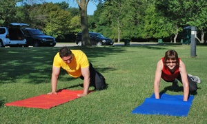 Filip Fitness: Two, Four, or Six In-Home Personal Training Sessions at Filip Fitness (Up to 78% Off)