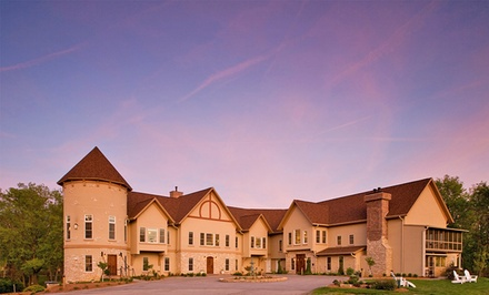 groupon daily deal - Stay at Goldmoor Inn in Galena, IL. Dates into March.