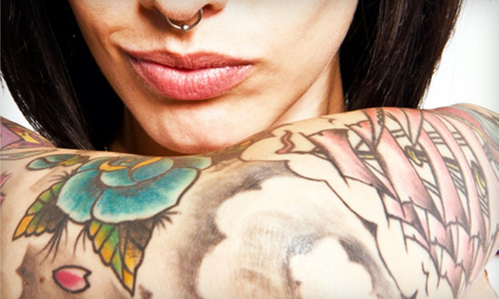 Westcoast Piercing and Ink - Guildford: Body Piercing with Jewellery or Tattoo Services at Westcoast Piercing and Ink (Up to 52% Off)