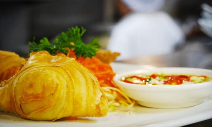 Kanlaya Thai Cuisine - Downtown - Penn Quarter - Chinatown: $20 for $40 Worth of Thai Cuisine at Kanlaya Thai Cuisine