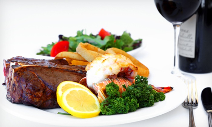 Malio's Prime Steakhouse - Downtown: $30 for $60 Worth of Steak, Seafood, and Pasta at Malio's Prime Steakhouse
