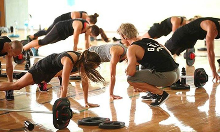 Good Friends Fitness - Indian Head-Leigh: 3, 5, or 10 Les Mills GRIT Team Training Sessions at Good Friends Fitness (Up to 75% Off)