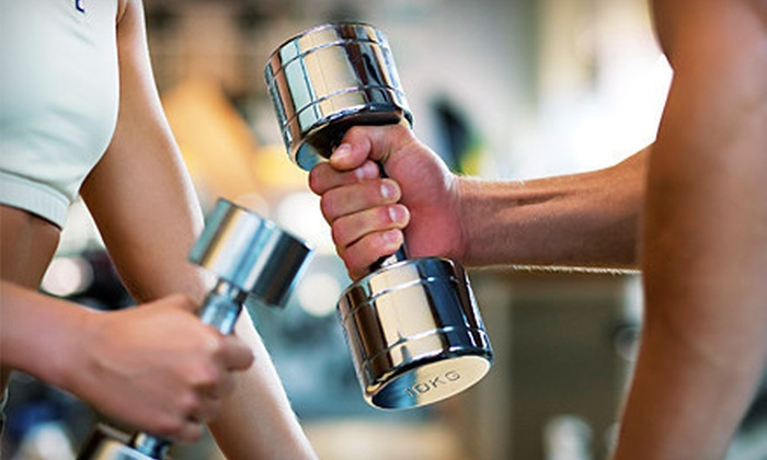 Can Do Fitness - Multiple Locations: $29 for a One-Month Gym Membership to Can Do Fitness ($99 Value)