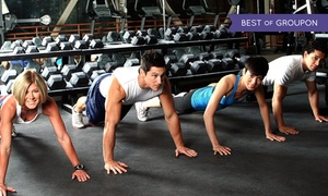Fit Camp UK: Ten Boot Camp Sessions at a Choice of Eight Locations for £19 at Fit Camp UK (81% Off)