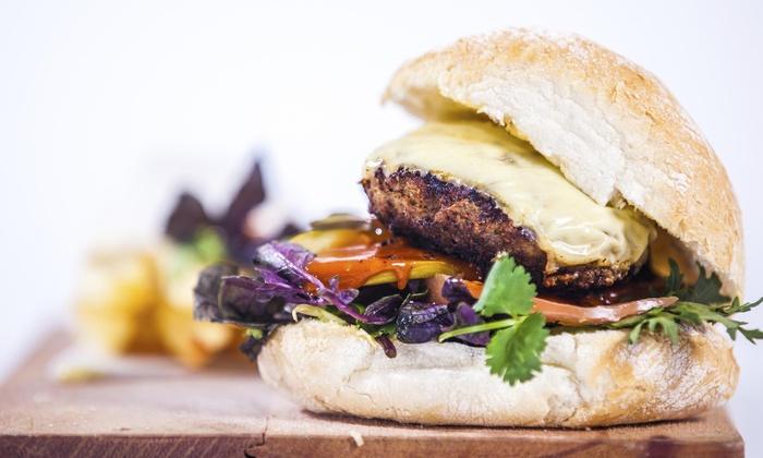 206 Burger Company - Seattle: 20% Cash Back at 206 Burger Company