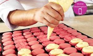 The Olive Tree Cooking School: Four-Hour Macaron Masterclass for One ($59) or Two People ($109) with The Olive Tree Cooking School (Up to $250 Value)