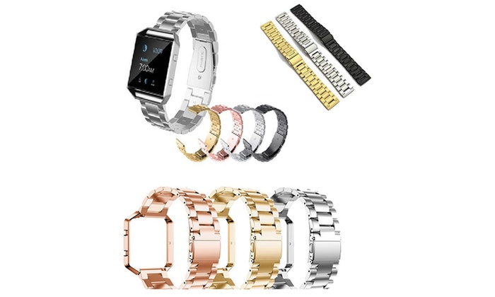 Stainless Steel Wrist Band for Fitbit Blaze