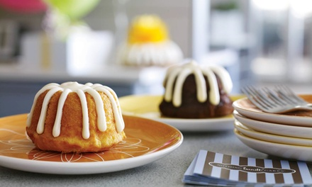 $13 for $20 Toward Bundt Cakes and Baked Goods at Nothing Bundt Cakes