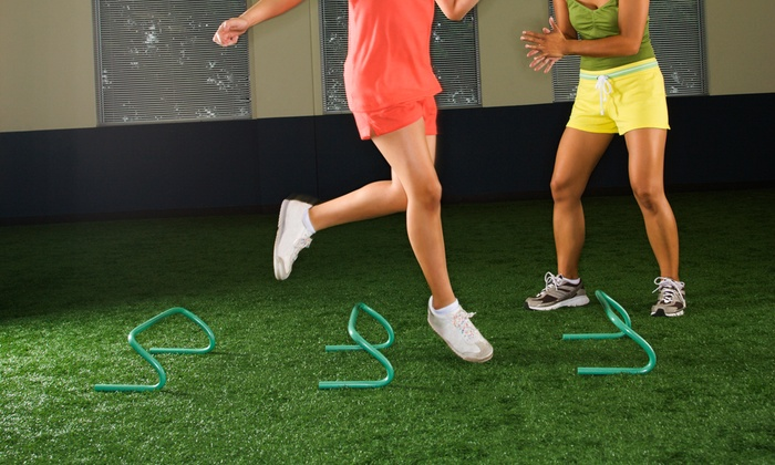 Pro Speed Sports - Henderson Circle: One Month of Adult Fitness Classes for One or Two at Pro Speed Sports (Up to 90% Off)