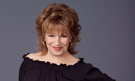 Joy Behar on September 19 or Jackie Mason on October 18 at NYCB Theatre at Westbury (Up to 50% Off)