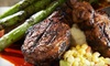 Agave Restaurant - Eastside: $40 for a Three-Course Gourmet Southwestern Dinner for Two at Agave Restaurant (Up to $75 Value)