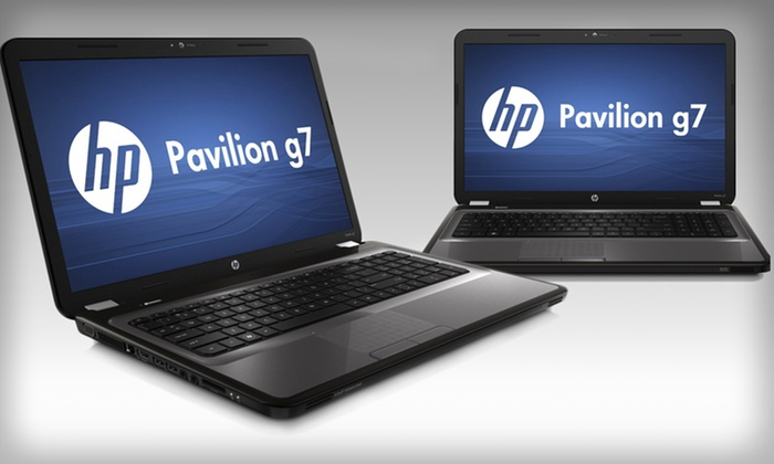 "HP Pavilion 17.3"" Quad-Core Laptop: HP Pavilion 17.3"" Quad-Core Laptop(Manufacturer Refurbished). Free Shipping and Returns."