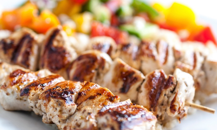 Adana's Kebab House - Bellevue: Turkish Food at Adana's Kebab House (48% Off). Two Options Available.