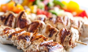 Adana's Kebab House: Turkish Food at Adana's Kebab House (40% Off). Two Options Available.