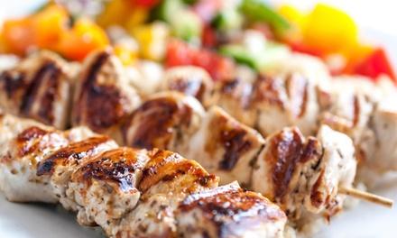 3-Gänge-Menü mit Fisch- oder Fleischteller für 1, 2 oder 4 Personen im Restaurant Avanos (bis zu 53% sparen*)