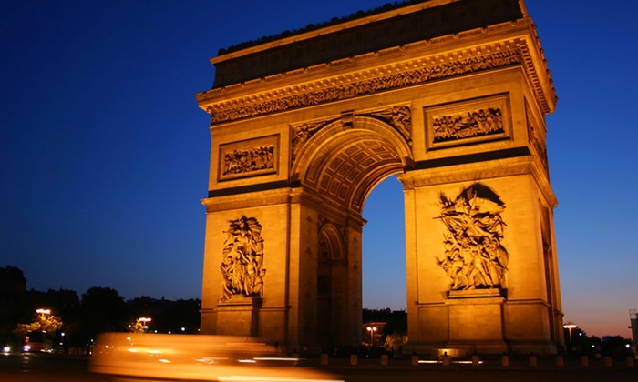 Five-City Guided French Tour with Airfare - France: 10-Day Tour of France with Airfare from Gate 1 Travel