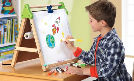 Discovery Kids 3-in-1 Tabletop Easel