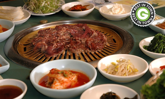 Zen Charcoal BBQ - South Yarra: Seven-Course Korean BBQ with Drinks – Two ($59) or Eight People ($209) at Zen Charcoal BBQ (Up to $520 Value)