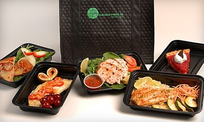 Success Meals KC - Kansas City: 120 for Two Consecutive Weeks of Delivered Healthful Meals from Success Meals KC ($417.76 Value)