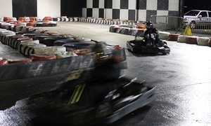 West Wales Karting: 20 Laps of Go Karting for Up to Six from West Wales Karting (50% Off)