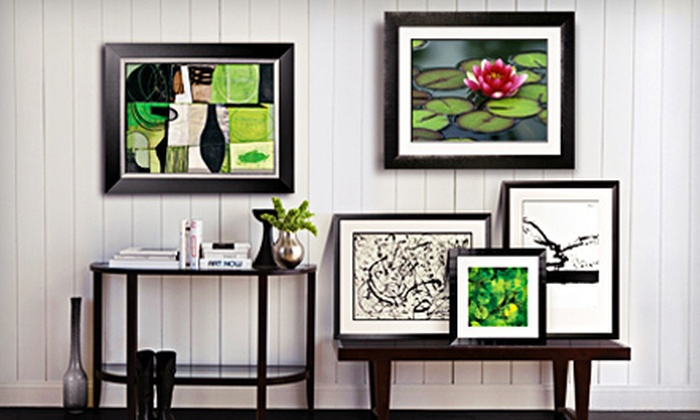 Art.com: Framed Art, Prints, and Posters from Art.com (Up to 51% Off). Two Options Available.