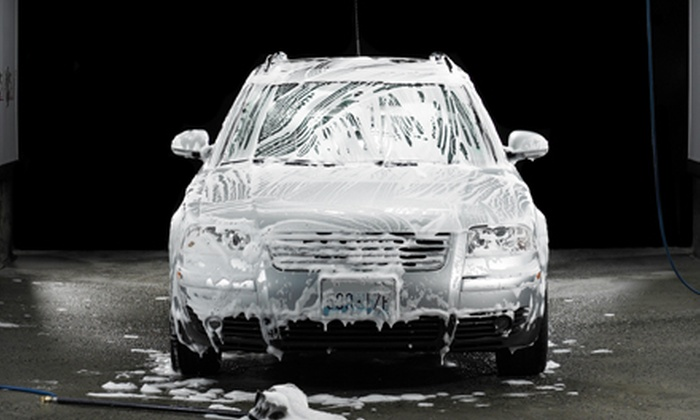 H2O Hand Car Wash and Genie Car Wash - Multiple Locations: $39 for $80 Worth of Car Washes and Detailing Services at H2O Hand Car Wash and Genie Car Wash
