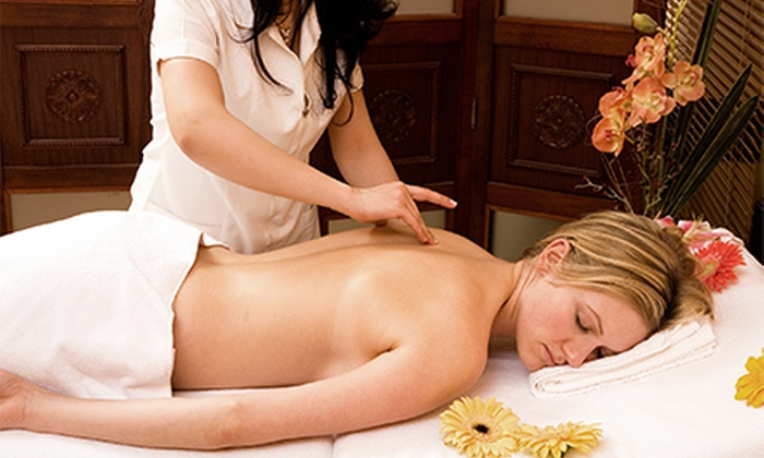 Waves Massage - Oakland Park: $44 for $80 Worth of Services at Waves Massage